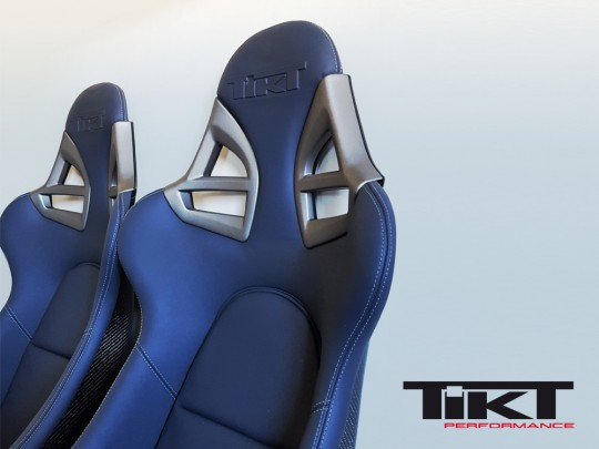 High-quality performance bucket seat TIKT GT3 Style for C7