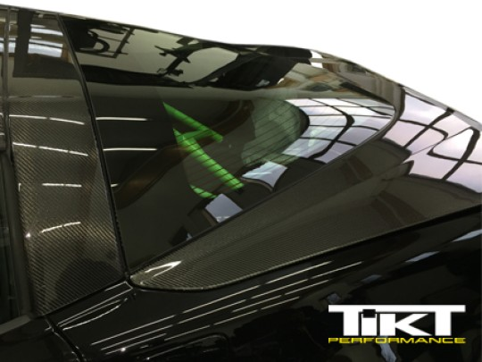 TIKT real carbon tailgate for C6