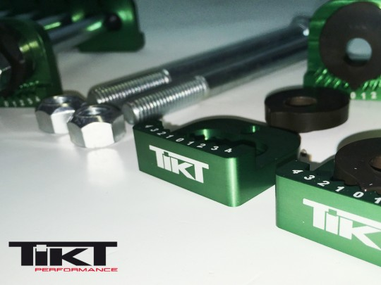 TIKT Performance Camber Kit C7 Z06