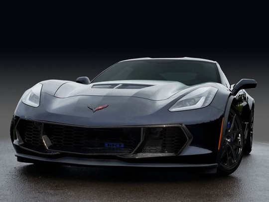 C7 cooling system 2018 and up