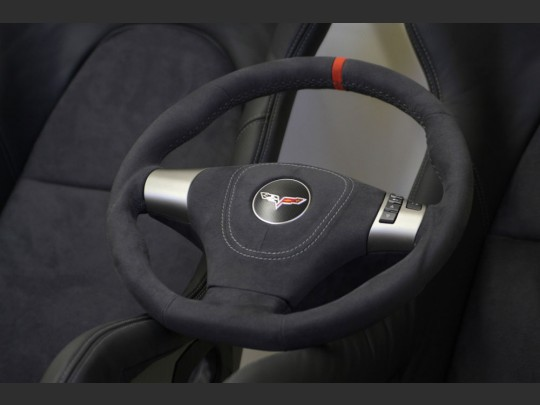 TIKT Performance steering wheel (without impact pot)