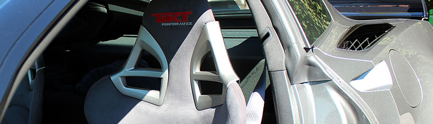Corvette Performance: Interieur